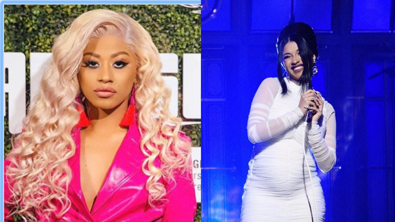 Cardi B S Sister May Have Revealed The Sex Of Cardi S Baby Cardi